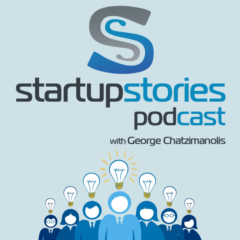 Startup Stories Podcast Art